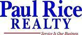 Logo of Paul Rice Realty